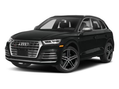 Certified 2019 Audi SQ5 Premium Plus - 588043447
