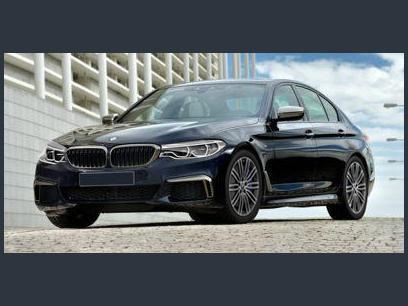 Certified 2018 BMW M550i xDrive - 572993294