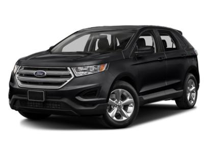 Certified 2018 Ford Edge AWD SEL - 568524655