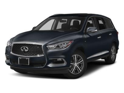 New 2020 INFINITI QX60 AWD - 589536947