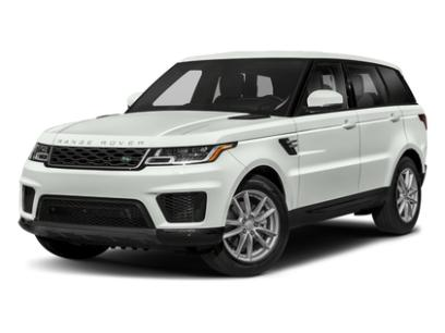 Certified 2019 Land Rover Range Rover Sport HSE - 585277349