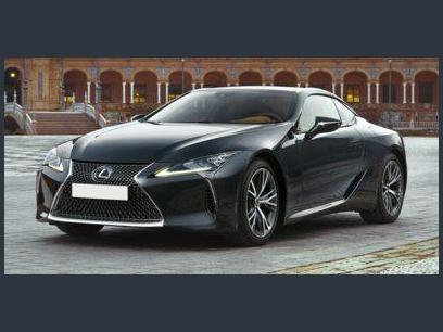 Certified 2020 Lexus LC 500 Coupe w/ Sport Package - 577666863