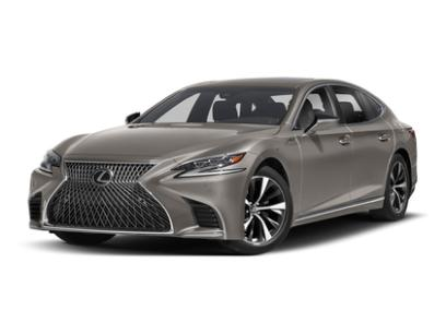 New 2018 Lexus LS 500h AWD - 514790118