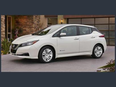 Certified 2019 Nissan Leaf Plus - 605443428