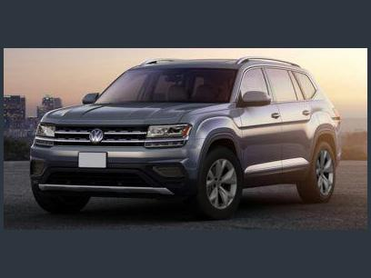 Certified 2019 Volkswagen Atlas FWD SE V6 w/ Towing Package - 569680126