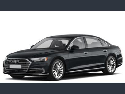 New 2021 Audi A8 L 4.0T - 604213396