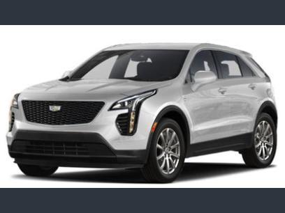New 2021 Cadillac XT4 Luxury - 609096301