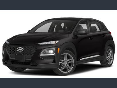 New 2022 Hyundai Kona SEL - 595940204