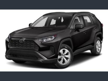 New 2021 Toyota RAV4 AWD LE - 585781965