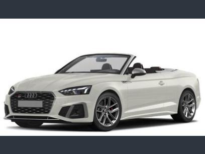 New 2021 Audi S5 3.0T Prestige Cabriolet - 569680733