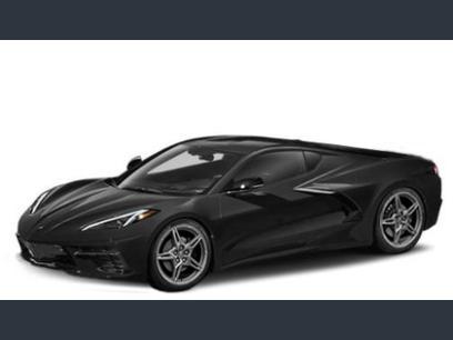 New 2021 Chevrolet Corvette Stingray Preferred Cpe w/ 2LT - 589293021