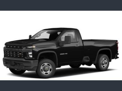 New 2021 Chevrolet Silverado 2500 4x4 Regular Cab W/T - 569486991