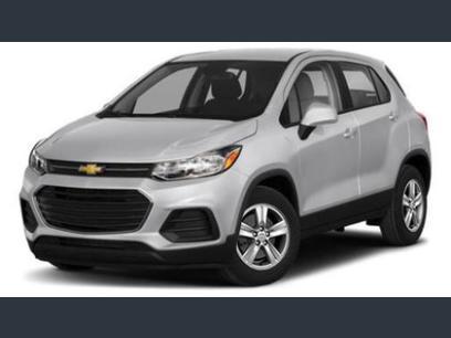 New 2022 Chevrolet Trax LS - 608530827