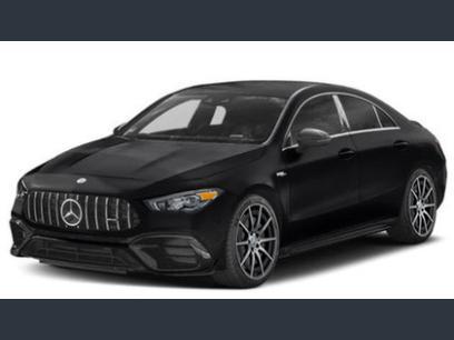 New 2021 Mercedes-Benz CLA 45 AMG 4MATIC - 574634587
