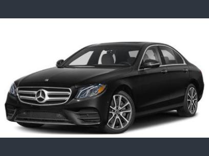 Certified 2020 Mercedes-Benz E 450 4MATIC Sedan - 601030223