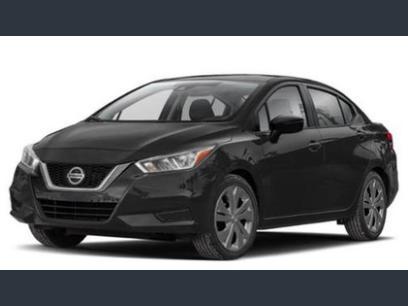 Certified 2020 Nissan Versa SV - 595827477