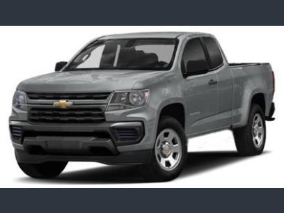 New 2021 Chevrolet Colorado 2WD Crew Cab W/T - 568132309