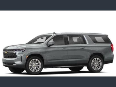 New 2021 Chevrolet Suburban LS - 593546081