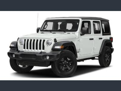 New 2021 Jeep Wrangler 4WD Unlimited Rubicon - 569083843