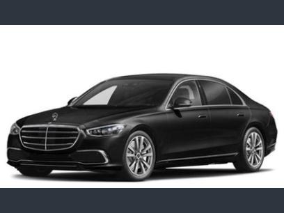 New 2021 Mercedes-Benz S 500 4MATIC - 594937061