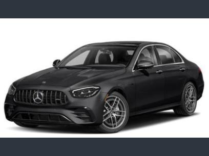 New 2021 Mercedes-Benz E 53 AMG 4MATIC Sedan - 608545450