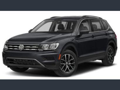 New 2021 Volkswagen Tiguan SEL Premium R-Line - 603569370