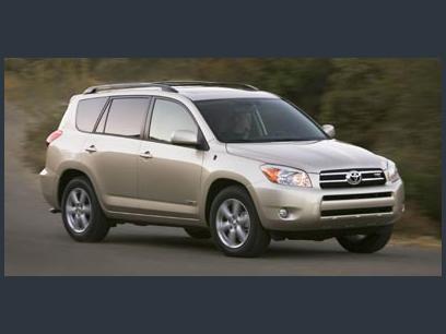 Used 2008 Toyota RAV4 Limited - 570266167