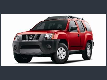 Used 2008 Nissan Xterra X Monroe La 71203 512944338 1