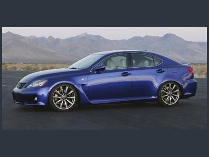 Used 2008 Lexus Is F For Sale In Billings Mt 59102 Sedan Details