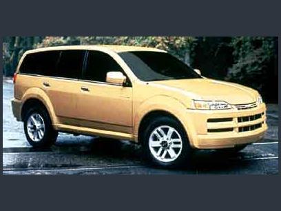 Used 2002 Isuzu Axiom 4WD - 606967201