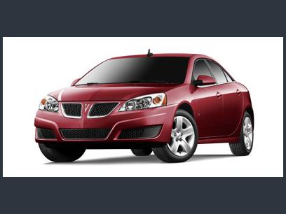 Used 2009 Pontiac G6 Sedan - 599686058