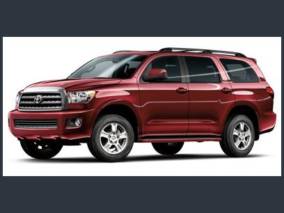 New 2016 Toyota Sequoia 4wd Platinum