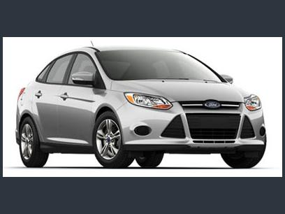 Used 2017 Ford Focus Se Sedan
