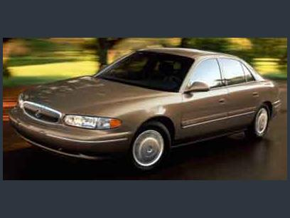 2003 buick century reviews