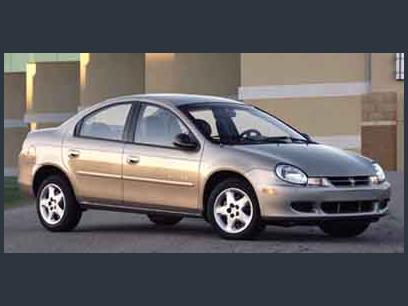 Used 2003 Dodge Neon SXT - 596822056
