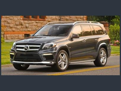 Used 2017 Mercedes Benz Gl 550 4matic