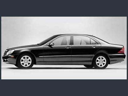 Used 2002 Mercedes-Benz S 430 - 585326072