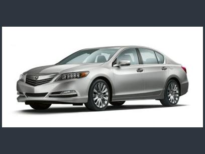 Used 2016 Acura Rlx W Advance Package