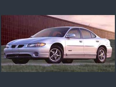 2002 Pontiac Grand Prix Gt >> Used 2003 Pontiac Grand Prix For Sale In Waukegan Il 60085 Autotrader