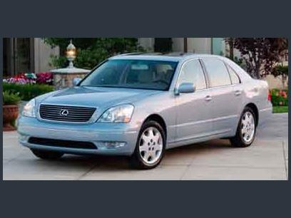Used 2006 Lexus LS 430 - 603755372