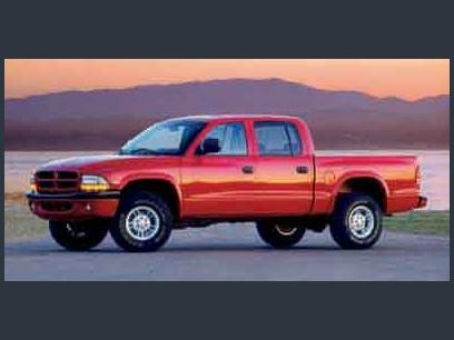 Used 2004 Dodge Dakota SLT - 595846355