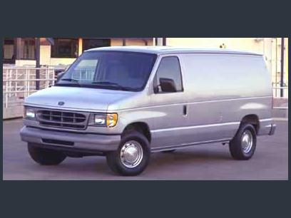 Used 2002 Ford E-150 and Econoline 150 - 602929141