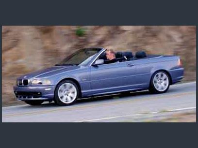 Used 2004 BMW 325Ci Convertible - 590316053