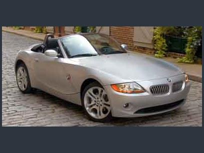 Used 2005 BMW Z4 3.0i Roadster - 581426320