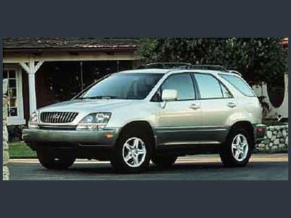 Used 2003 Lexus RX 300 2WD - 596700665