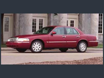 Used 2004 Mercury Grand Marquis LS - 570426784