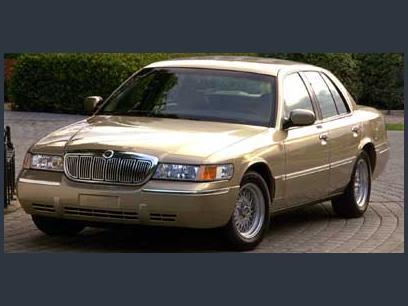 Used 2000 Mercury Grand Marquis LS - 561949052