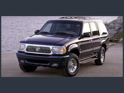 Used 2000 Mercury Mountaineer 2WD V8 - 588118636