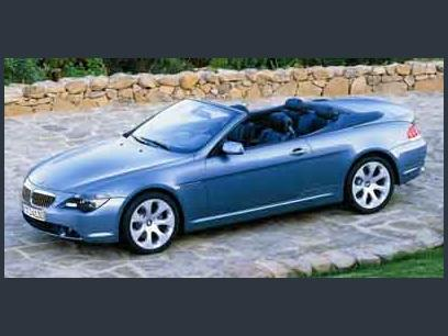 Used 2006 BMW 650i Convertible - 608926677