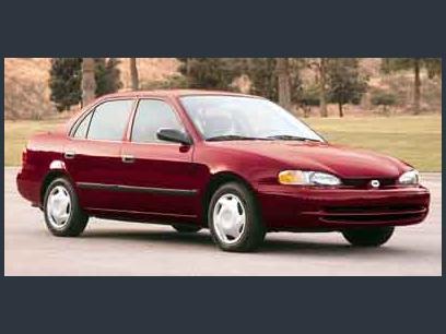 Used 2002 Chevrolet Prizm - 603542078